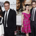 Seth-Rogen-and-wife